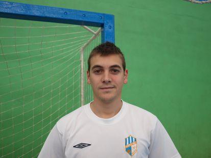 Andrés Alonso - entrenador prebenjamín B
