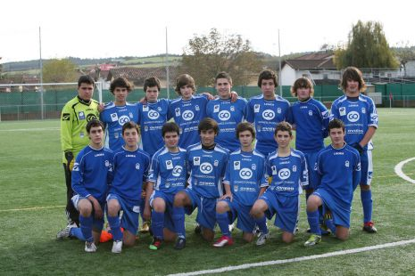 Centro Asturiano Oviedo 2ª cadete