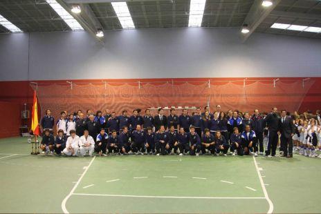 Colegio Inmaculada Tecnicos y entrenadores