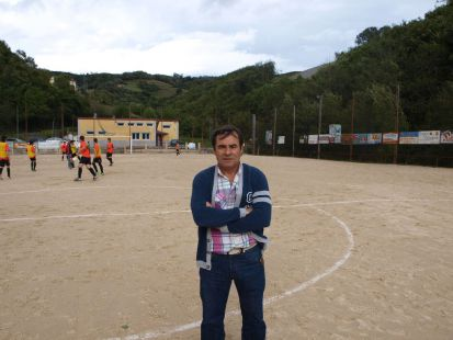 Corbero entrenador 3ª juvenil - Julio Glez
