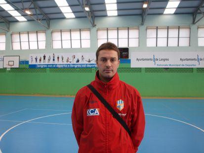 Dani Márquez - entrenador prebenjamín C