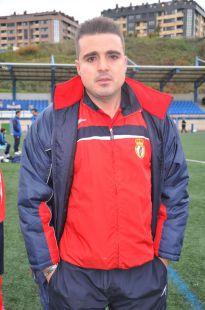 Fernando Torre - entrenador 1ª alevín