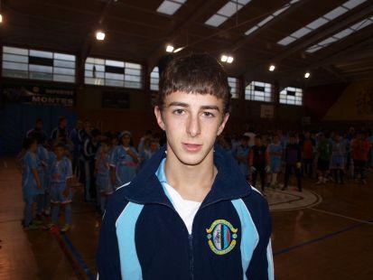 Gonzalo Cillero - entrenador prebenjamín B