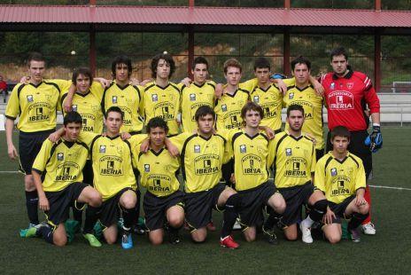 Hispano 3ª juvenil