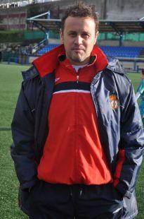 Luis Angel García - entrenador 2ª alevín