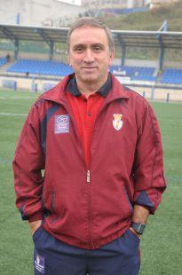 Luis Antonio Sánchez  - entrenador 1ª infantil