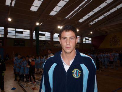 Manuel Alvarez - entrenador benjamín A