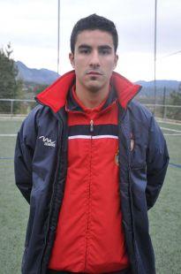 Miguel Mori  - entrenador 3ª alevín