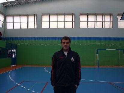 Oliver Diaz - entrenador 3ª benjamín B