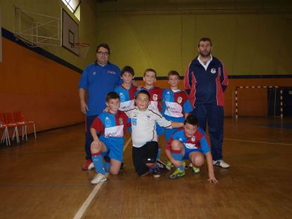 UP Langreo 3ª benjamín