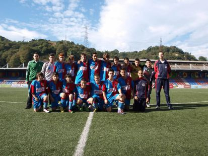UP Langreo 3ª cadete