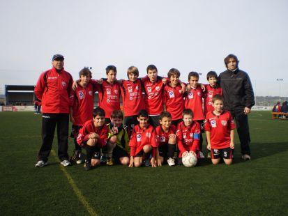 3.ª Alevín, Grupo 1 de Fútbol 8, temporada 2010-2011