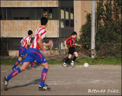 Veriña C.F - Sporting de Gijón.
