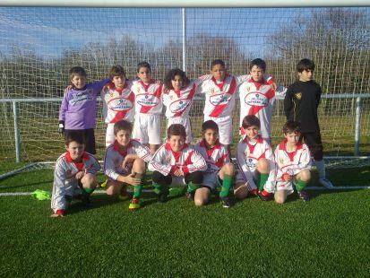 Arenal D - 2010/2011