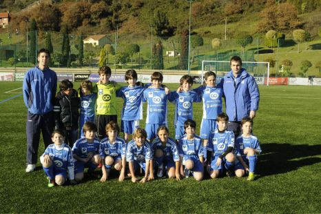 Centro Asturiano Oviedo 3ª alevín D