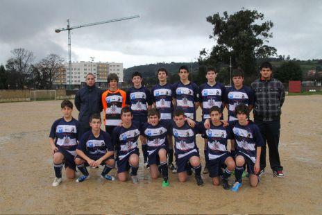 Colegio La Asunción 3ª cadete