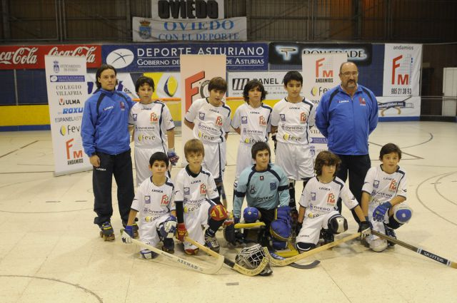 FM Oviedo Hockey Alevín