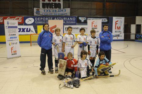 FM Oviedo Hockey Benjamín