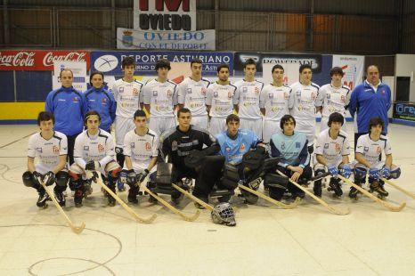 FM Oviedo Hockey Junior A y B