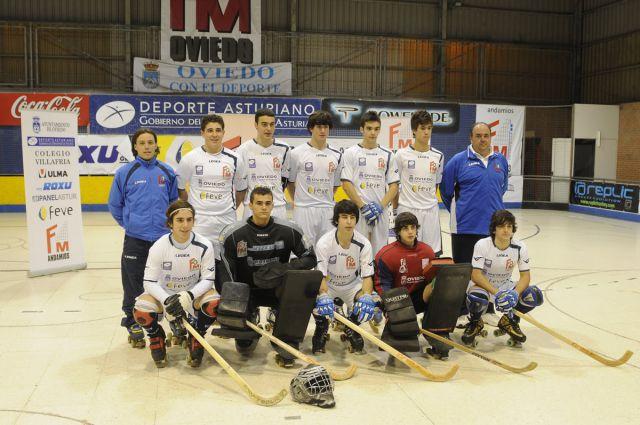 FM Oviedo Hockey Juvenil B