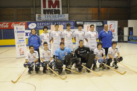 FM Oviedo Hockey Senior A
