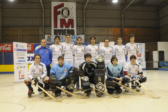 FM Oviedo Hockey Senior B