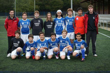Avilés Deportivo 3ª infantil B