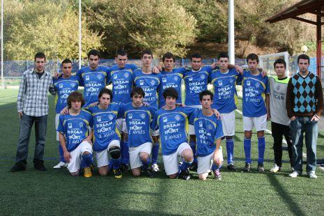 Avilés Deportivo 3ª juvenil