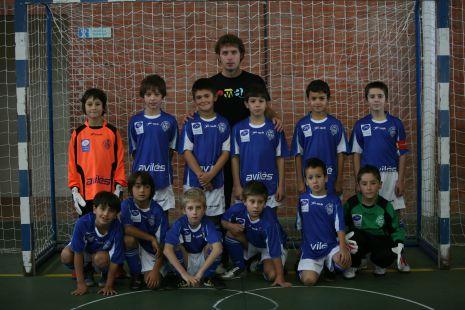 Avilés Deportivo 3ª prebenjamín