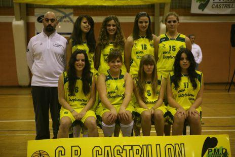 Castrillón junior femenino