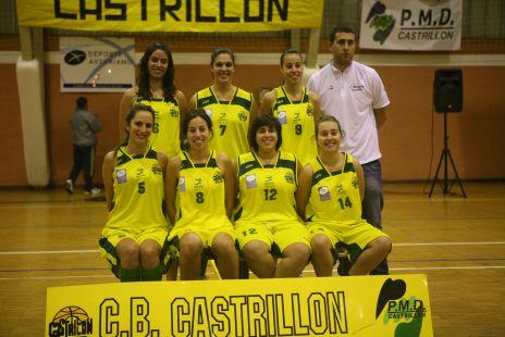 Castrillón senior femenino