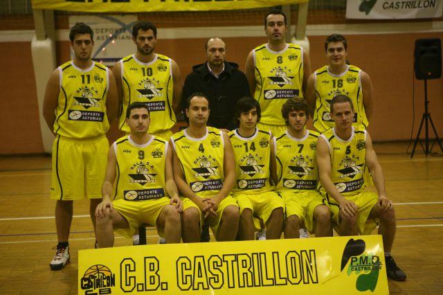 Castrillón senior masculino
