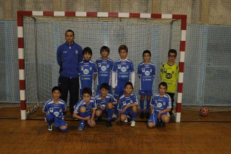 Centro Asturiano Oviedo 3ª benjamín C