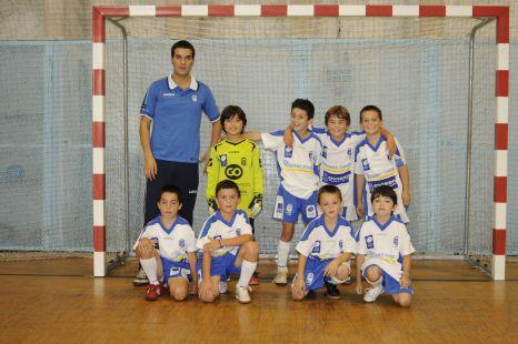 Centro Asturiano Oviedo 3ª benjamín D