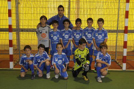 Centro Asturiano Oviedo 3ª benjamín F