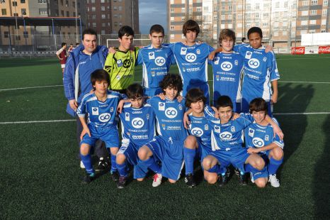 Centro Asturiano Oviedo 3ª cadete B