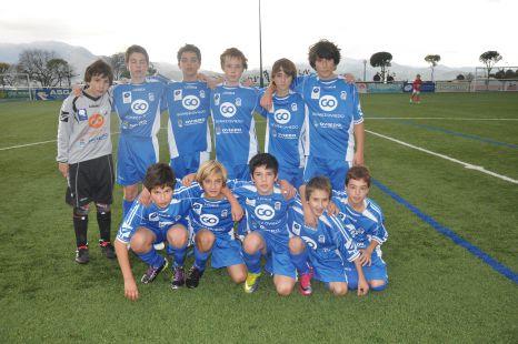Centro Asturiano Oviedo 3ª infantil B