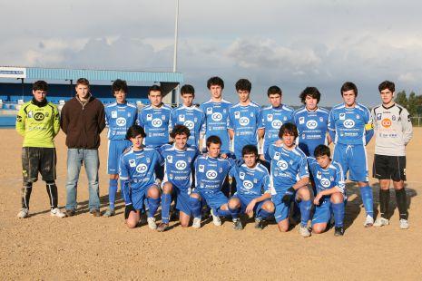 Centro Asturiano Oviedo 3ª juvenil B