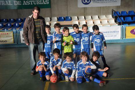 Centro Asturiano Oviedo prebenjamín B