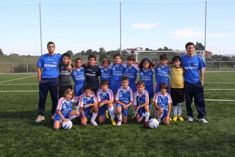 Juventud Estadio 1ª alevín