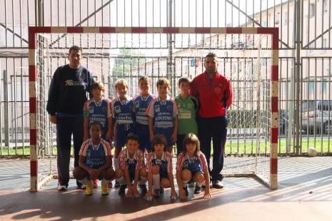 Juventud Estadio 1ª benjamín