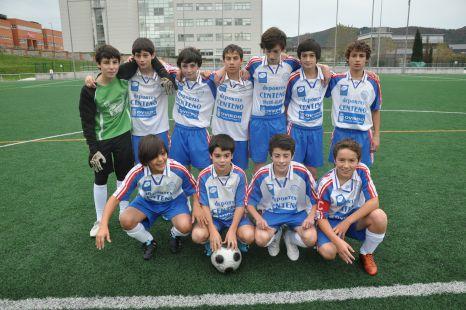 Juventud Estadio 1ª intantil