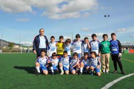 Juventud Estadio 3ª alevín B