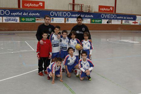 Juventud Estadio prebenjamín B