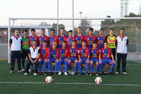 La Braña Liga Nacional Juvenil
