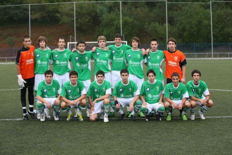 Llanes Liga Nacional Juvenil