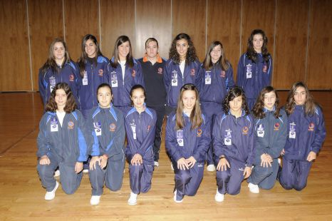 Oviedo CB - Cadete Femenino