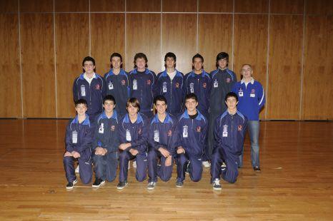 Oviedo CB - Cadete Masculino A