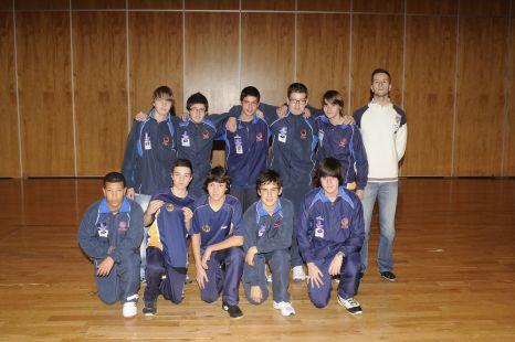 Oviedo CB - Cadete Masculino B