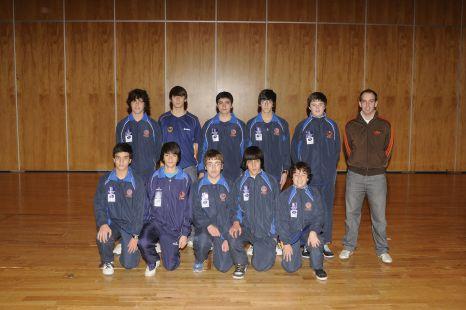Oviedo CB - Cadete Masculino C